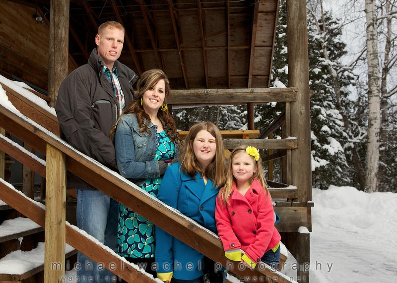 Palmer, Alaska family photography by Michael Wachel.